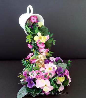 Arranjo floral