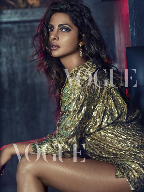 Priyanka Chopra Hot Photoshoot For Vogue India Magazine -1220