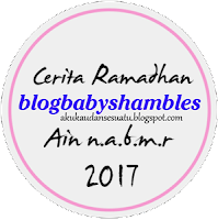 Cerita Ramadhan   Hari Kedua