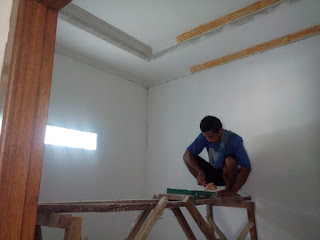 Cara Finishing Cat Rumah