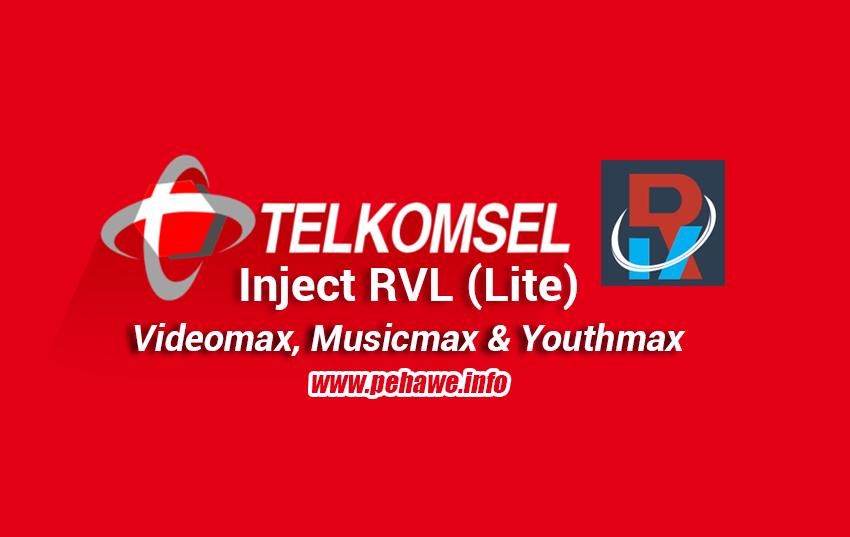 Trik Menggunakan Videomax Telkomsel di PC dengan Inject RVL