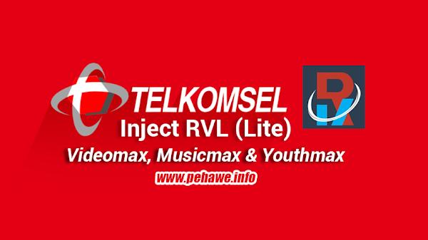 Cara Menggunakan Videomax Telkomsel di PC Dengan Inject RVL