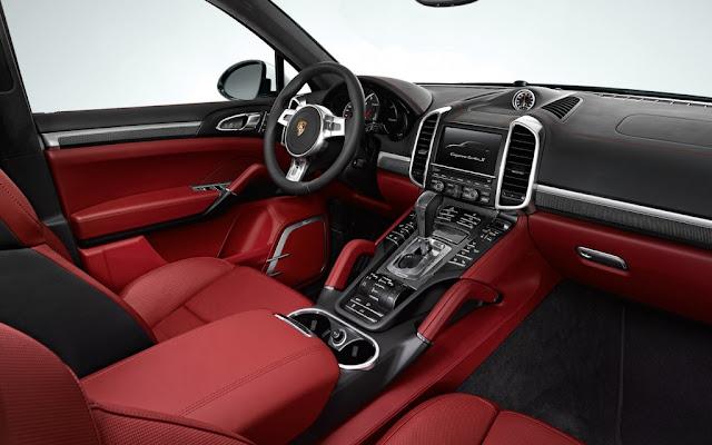 2013 Porsche Cayenne Turbo S Interior Review