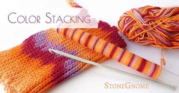 Color Stacking - Crochet