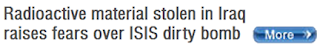 isis dirty bomb