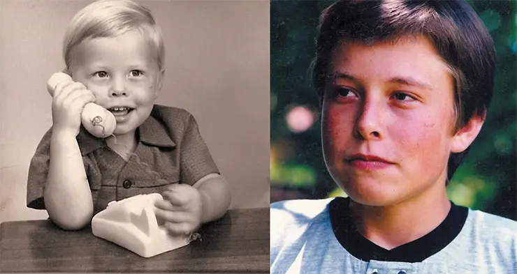 Илон Маск краткая биография