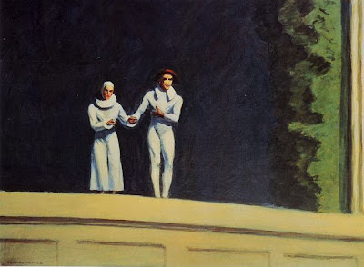 Edward Hopper Museo Thyssen Alfredo Llopico