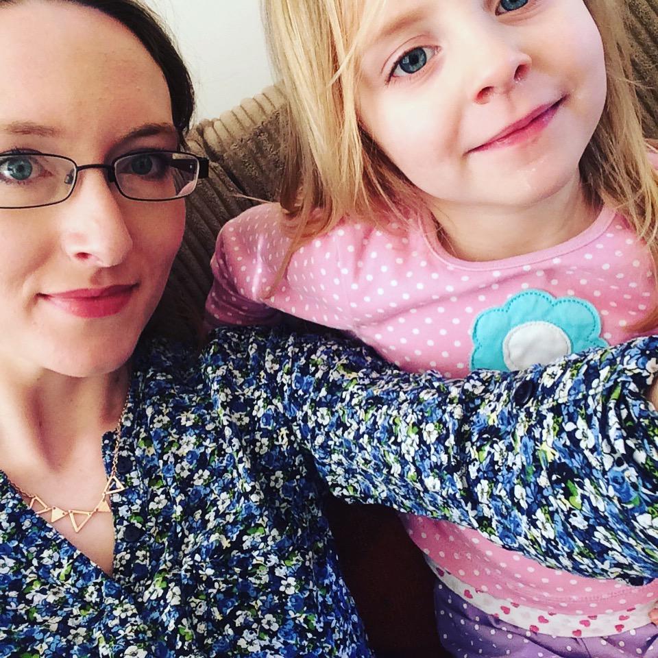 Lily's pyjama day
