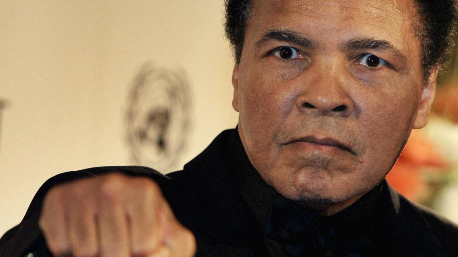 Muhammad Ali Meninggal Dunia Ini Perjalanan Karir Tinjunya