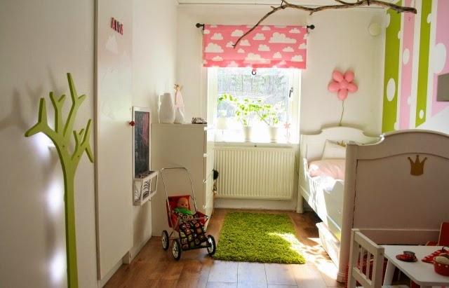 cuarto para niña