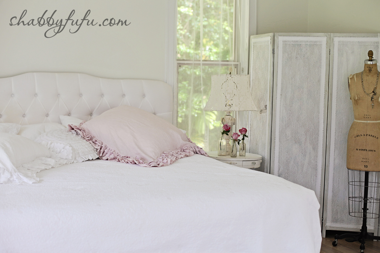headboards headboard milk chic painted gf and restored bed shabby queen pin size pretty
