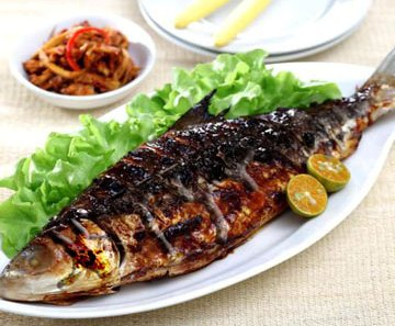 Resep Cara Membuat Ikan Tongkol Bakar
