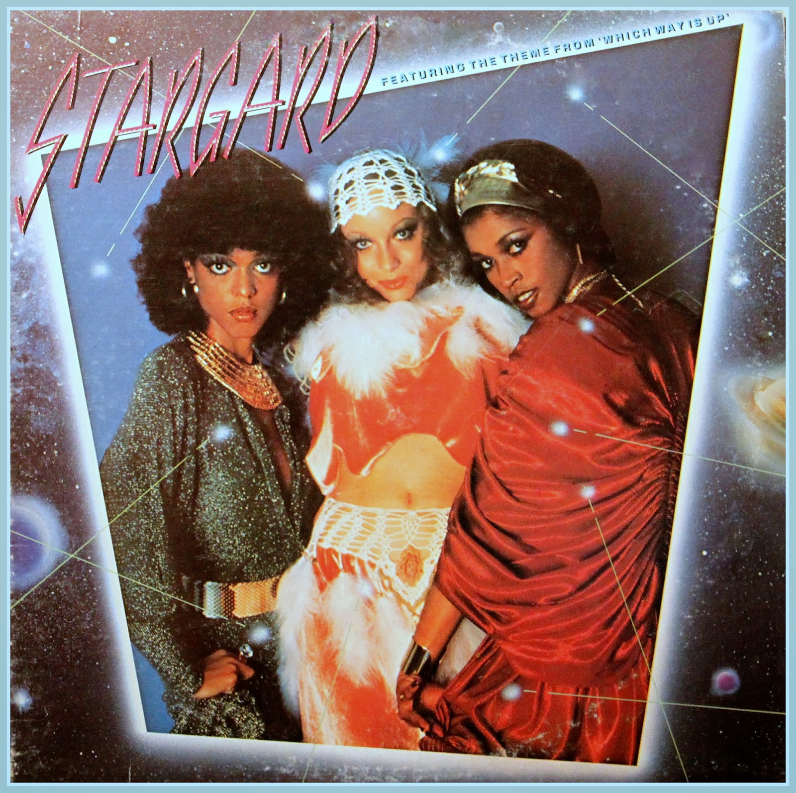 Colourzone Vinyl Remasters Stargard Which Way Is Up 1977
