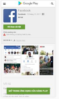 Tải phần mềm Facebook về máy tính miễn phí sử dụng Cốc Cốc c