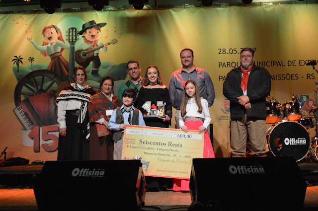 Conheça os vencedores do 15º Carijinho