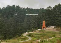 chamunda temple in chamunda road gangolihat