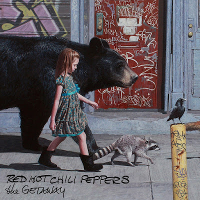 Green Pear Diaries, música, álbum, Red Hot Chili Peppers, The Getaway