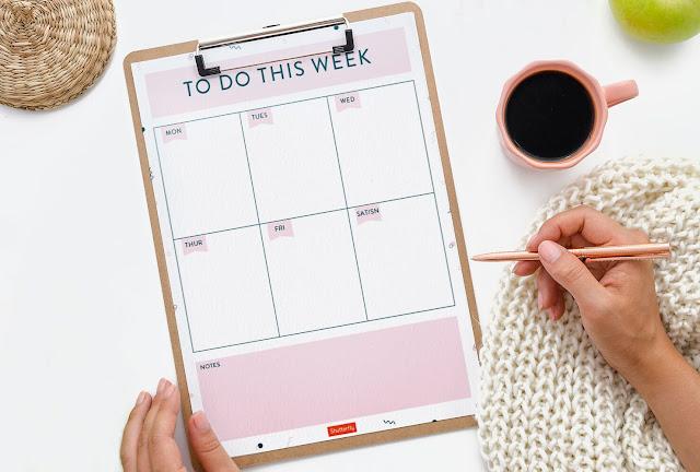 Image: 8 Printable To-Do Lists