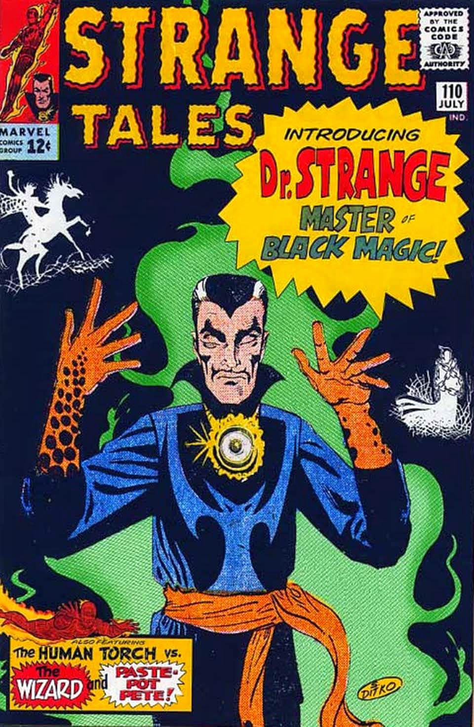 Image result for thor and doctor strange cover
