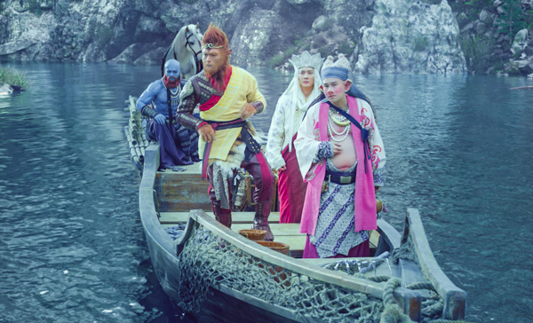 The journey to the west continues in THE MONKEY KING 3 西遊記女兒國 (2018)