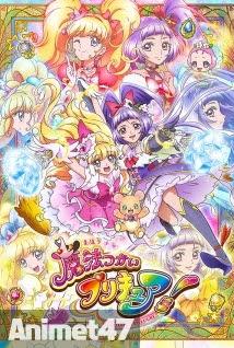 Mahoutsukai Precure! - Maho Girls Precure! 2016 Poster