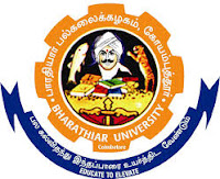 Bharathiar University Time Table 2017