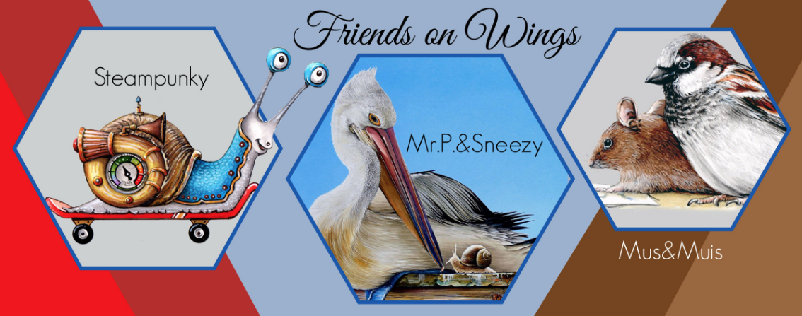 Friends on Wings