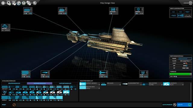 Capturas Endless Space PC 2012 Full Descargar 02