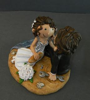 cake topper personalizzato milano sposo meccanico lombardia orme magiche