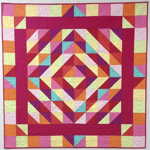 Thicketty Mountain Quilt Free Pattern