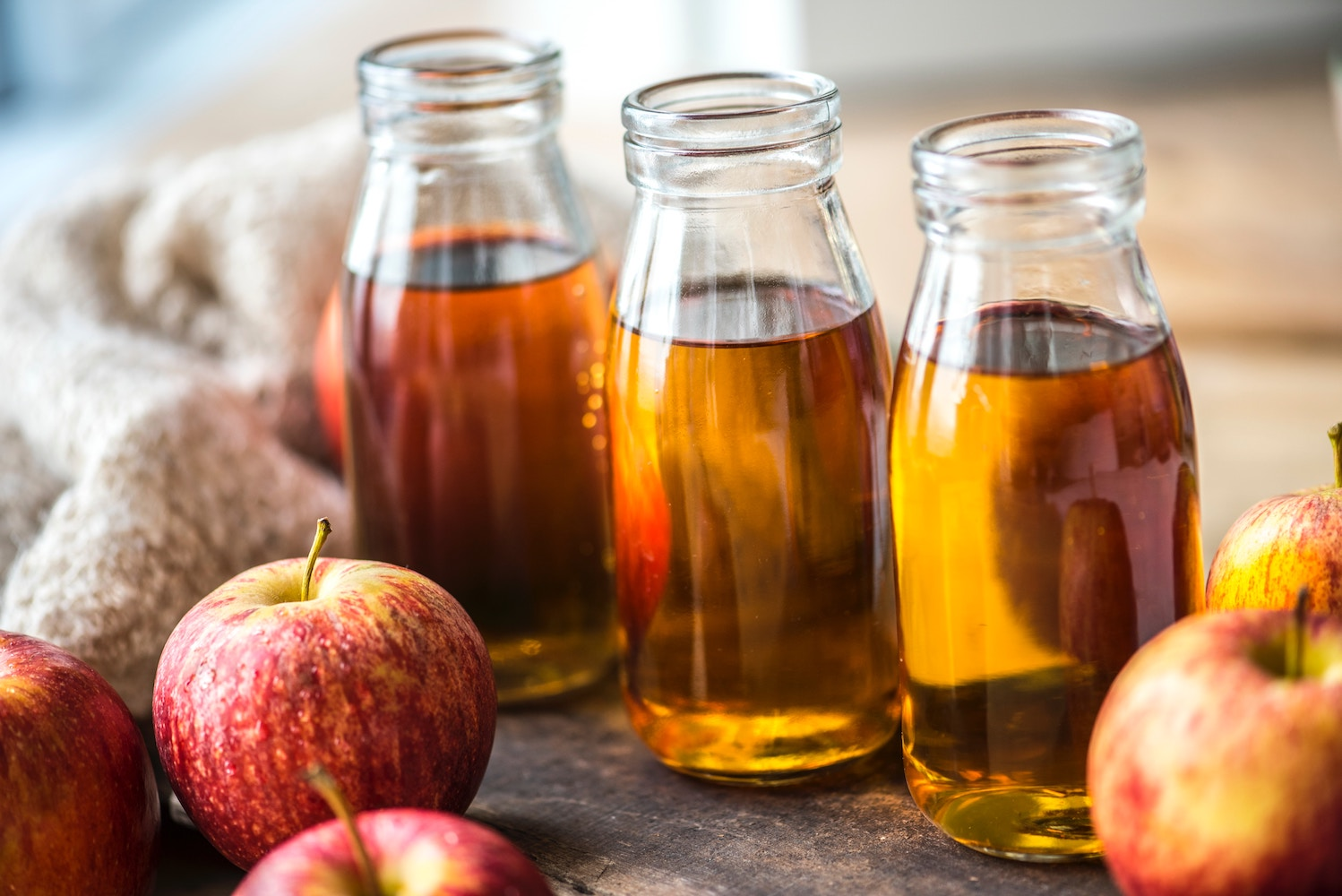 Apple Cider Vinegar to fight Bacterial Vaginosis