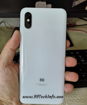 Xiaomi Mi 8X leaks in live images