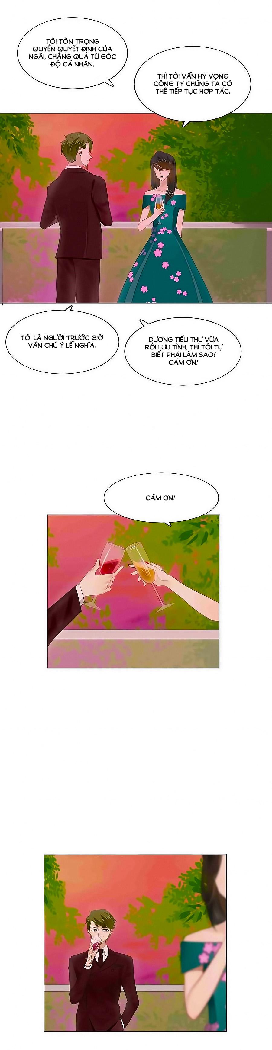 Kết Hôn Không Dễ chap 42 - Trang 14