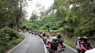 KCS ROAD TO HONDA  MSMA PULAU MERAH - story of road
