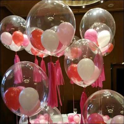 Balon PVC Transparant