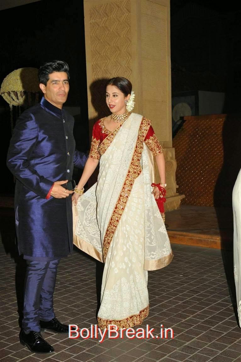 Celebrity At Riddhi Malhotra Wedding Reception, Karishma Kapoor, Urmila Matondkar, Kriti Sanon, Sophie Choudry At Riddhi Malhotra Wedding Reception
