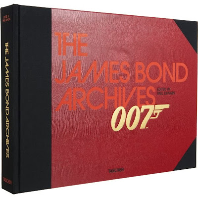 james bond archives book photos 50th anniversary