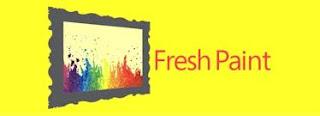 Creative Fresh Paint App in Windows 8