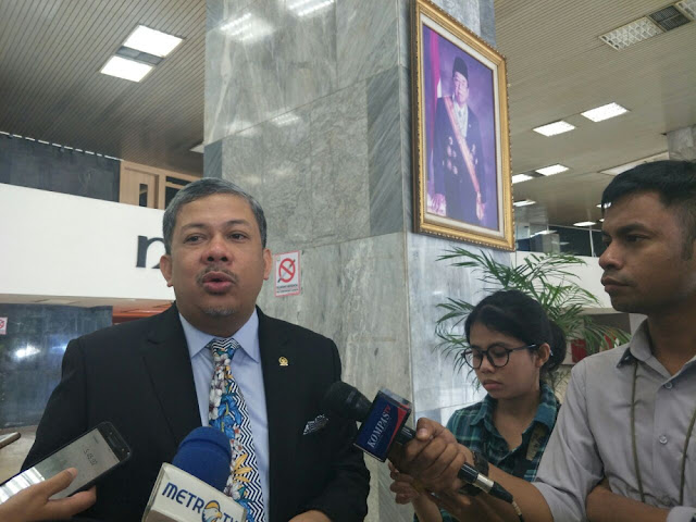 Fahri Hamzah: Andi Arief Dihajar Moralnya karena Kritis ke Petahana