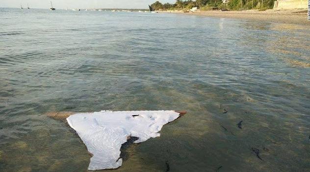 Serpihan hampir pasti milik MH370