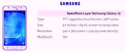 """Harga dan Spesifikasi Samsung Galaxy J2-Awal 2018, Samsung tidak cuma merilis Galaxy A8 serta A8 Plus saja sebagai ponsel """"semi-premium"""". Vendor smartphone asal Korea Selatan ini pun merilis ponsel entry-level, yakni Galaxy J2 Pro (2018) yang menyasar milenial pemula. pasal tergolong entry-level, spesifikasi Galaxy J2 Pro pun terbilang cukup buat memenuhi keperluan basis pemakai smartphone."""