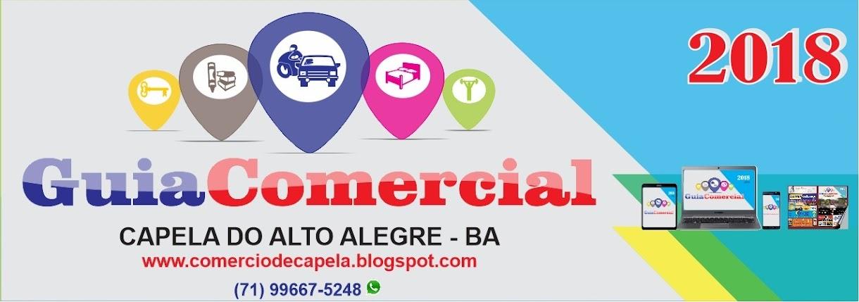 a63e500ee Guia Comercial de Capela do Alto Alegre BA