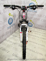 Sepeda Gunung Perempuan Reebok Chameleon Femme Rangka Aloi 6061 21 Speed 26 Inci