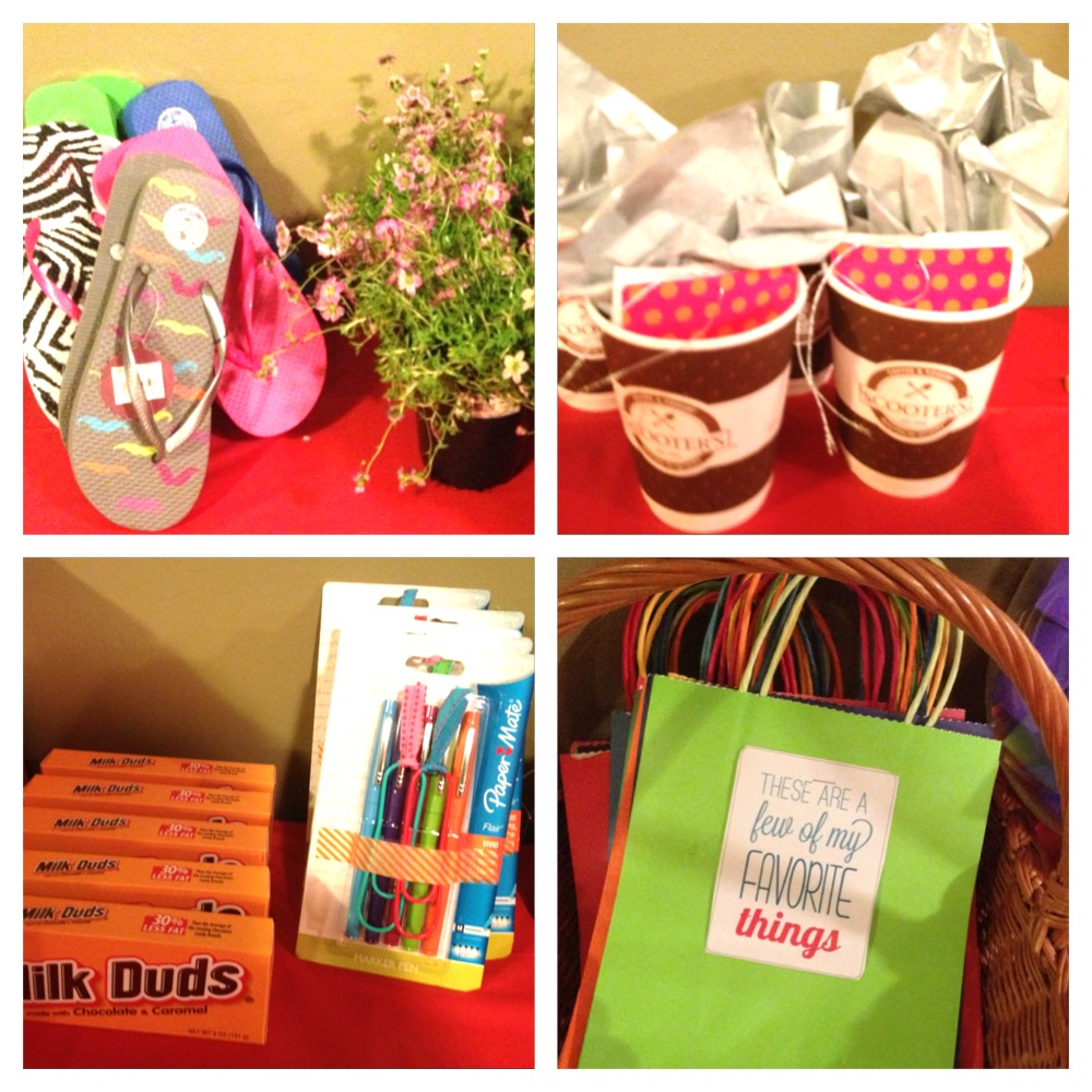 The Fashionista Teacher Favorite Things Party And My First Giveaway