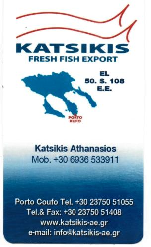 KATSIKIS FRESH FISH EXPORT