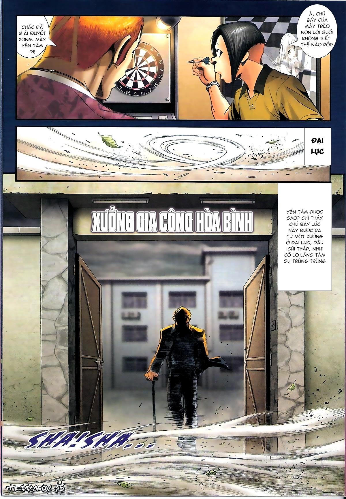 Người Trong Giang Hồ - Chapter 1348: Đại Ân Nhân - Pic 14