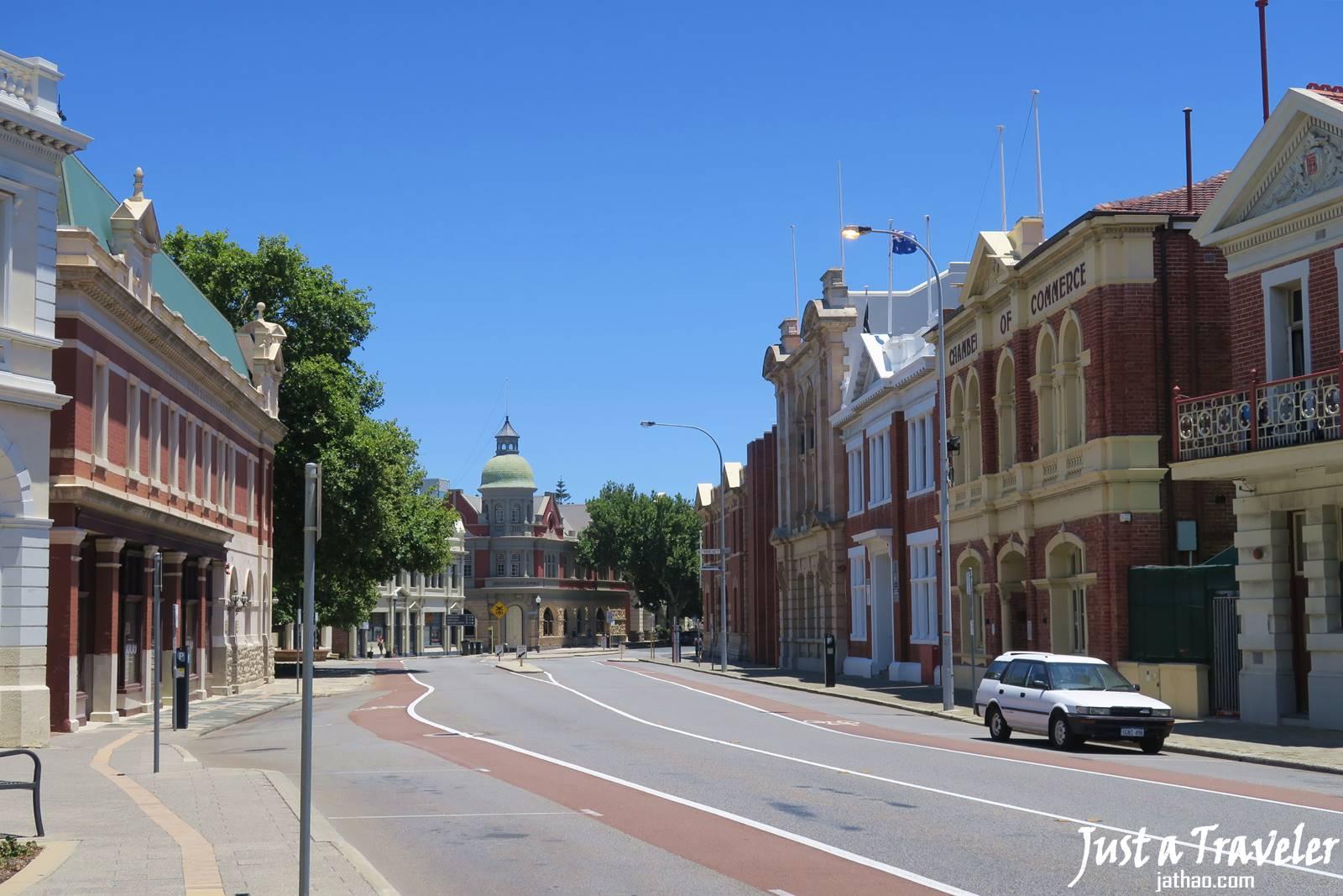 伯斯-推薦-景點-費里曼圖-Fremantle-自由行-交通-必去-必玩-美食-旅遊-行程-一日遊-遊記