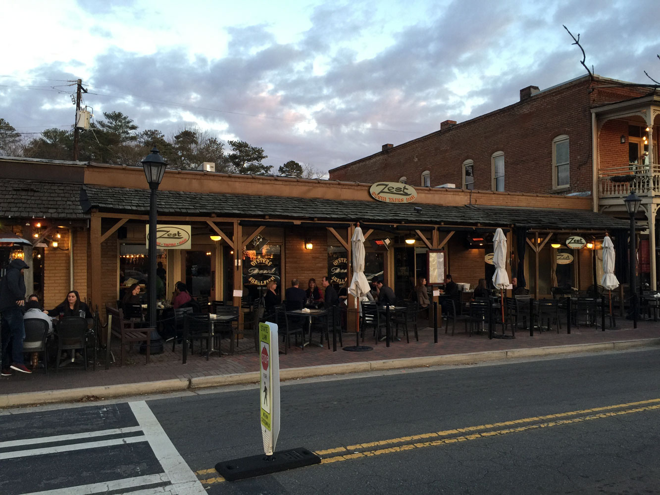 Restaurants Near Historic Roswell Ga