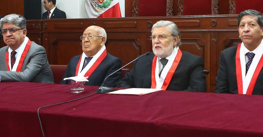 En tiempo récord Tribunal Constitucional declara improcedente pedido de aclaración sobre la excarcelación de Keiko Fujimori