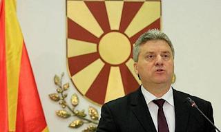 «Εμφύλιος» στα Σκόπια - Ιβάνοφ: Απαράδεκτη η συμφωνία με την Ελλάδα, την απορρίπτω! BINTEO